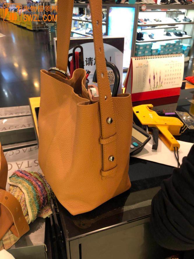 寻物启事: 2018.10.2青岛市南八大关黄色手提包捡到丢失了