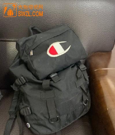失物招领:南昌铁路仙游站工作人员拾得黑色双肩包一个