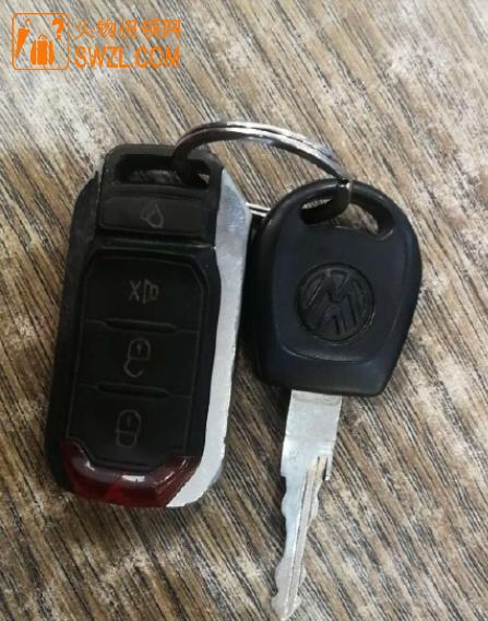 失物招领:捷达车钥匙失物招领