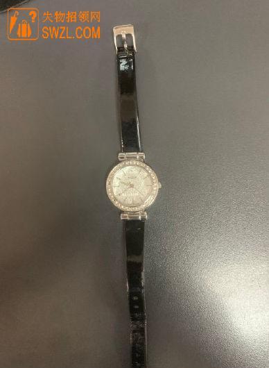失物招领:昆明地铁火车北站捡到一块手表
