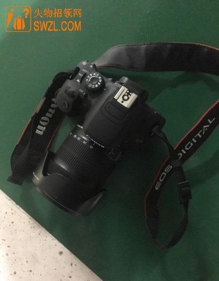失物招领:大理佳能700D相机失物招领