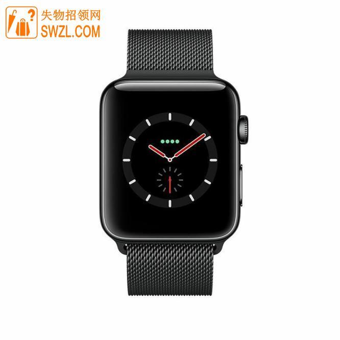 寻物启事: 苹果手表