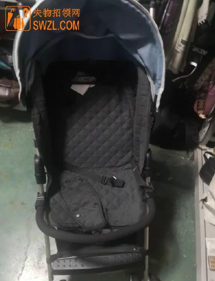 失物招领:婴儿车失物招领